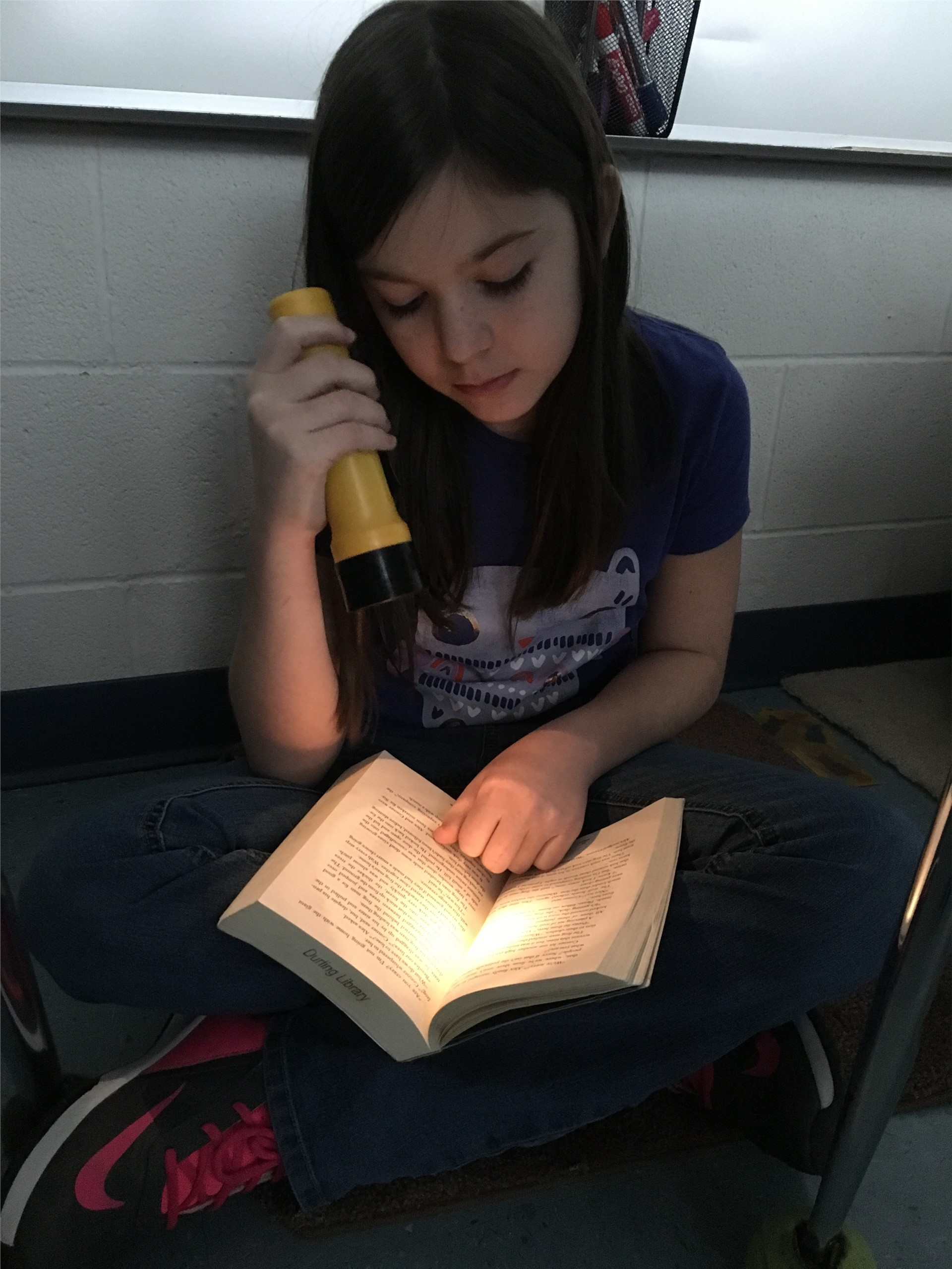 Flashlight Fridays!