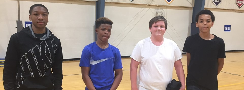 Teacher VS Student free-throw winners!