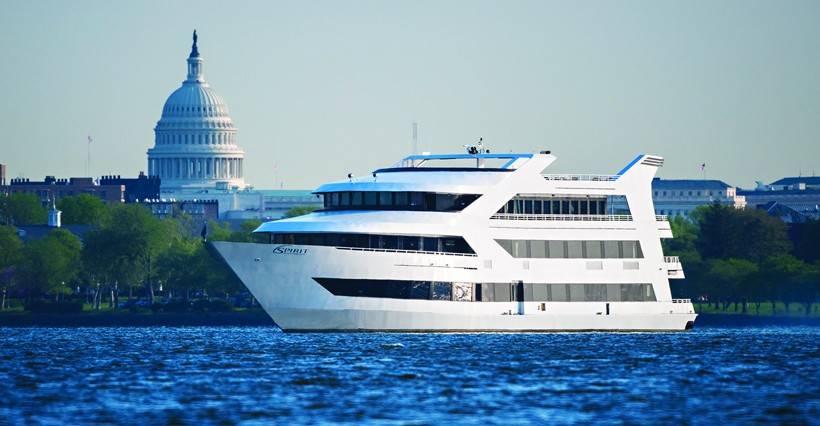 Spirit of Washington Dinner Cruise