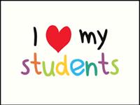 love my students